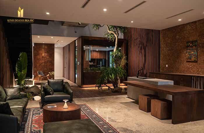 thiết kế thi công biệt thự vinhomes grand park