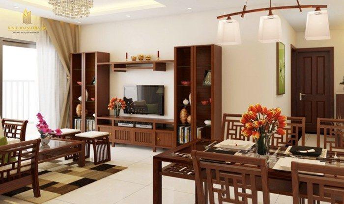 Thiết kế bàn thờ căn hộ
