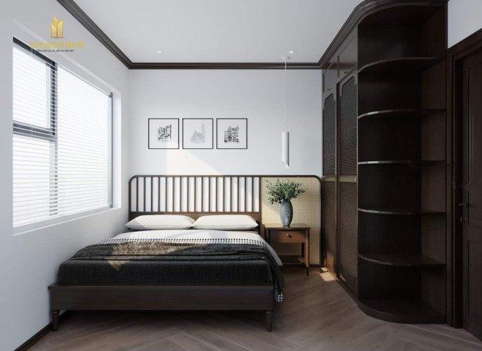 nội thất phòng ngủ căn 2pn+