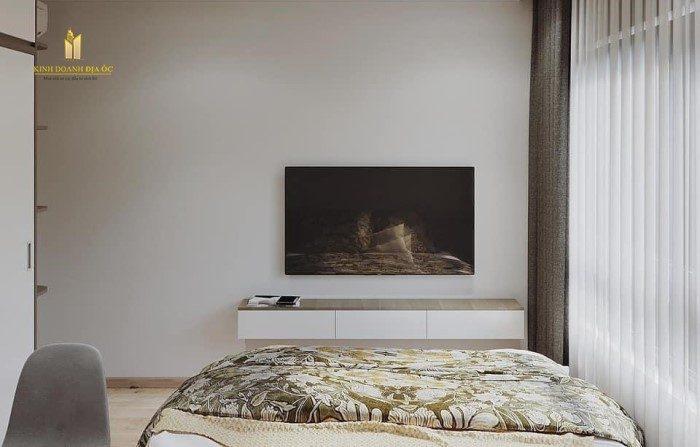 phòng ngủ căn hộ 2pn+