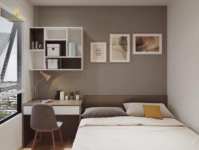 thiết kế nội thất căn hộ 2pn+