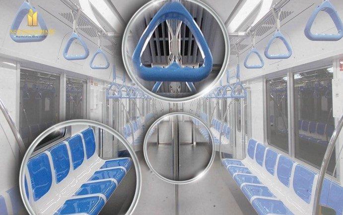 toa tàu metro số 1