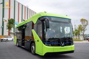 Vinbus: Xe Buýt Điện Vinfast Đăng Ký 15 Tuyến Tại Hà Nội Và TP.HCM