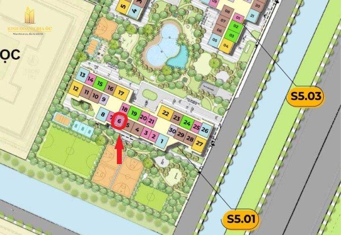 cho thue can 1pn s5.01 Vinhomes Grand Park