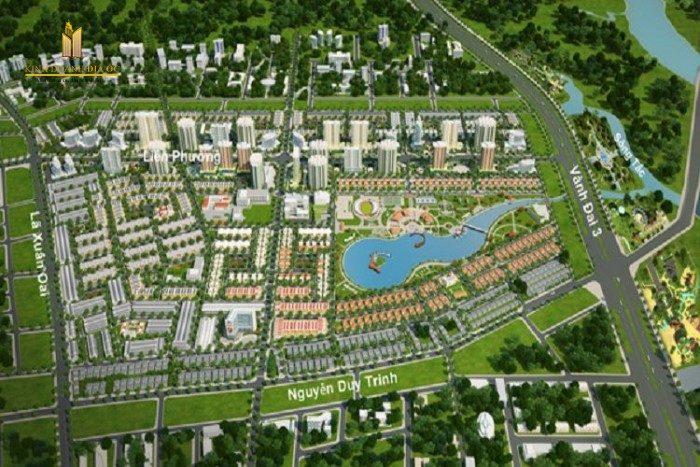 dự án khu đô thị đông tăng long