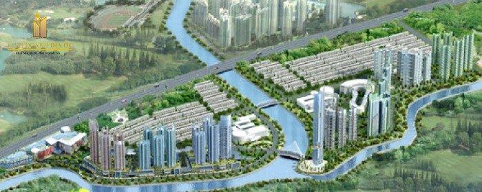 dự án palm city