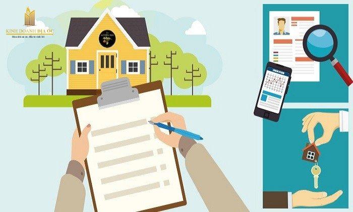 hợp đồng cho thuê nhà và những điều cần lưu ý
