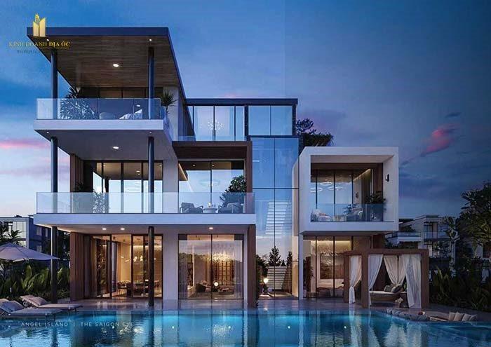 biệt thự Elite villas - Angel Island