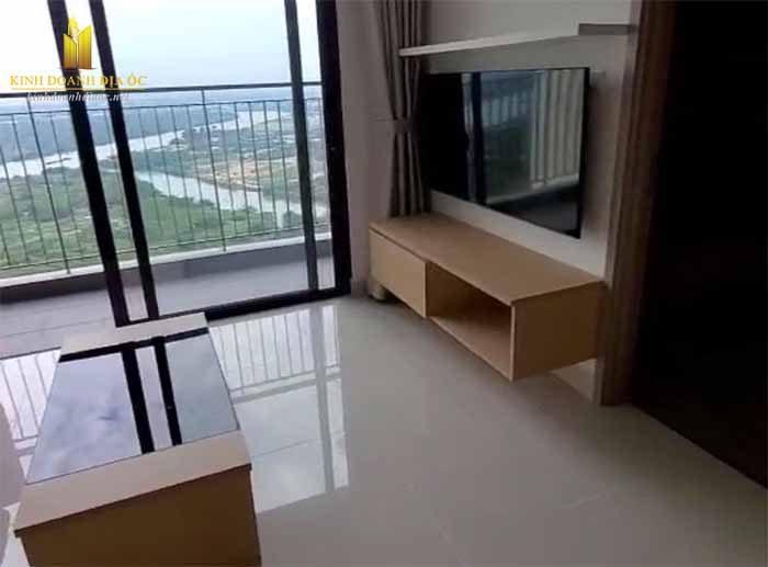căn hộ 2 phòng ngủ tòa s203 view sông tắc cho thuê