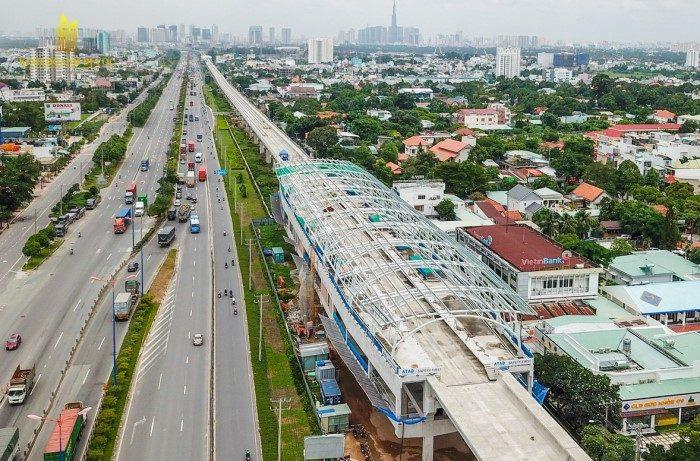 ha tang giao thông tp.hcm năm 2021