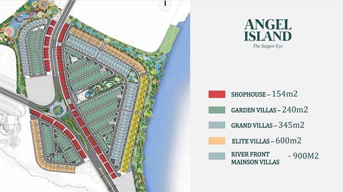 mở bán shophouse Belle angle island