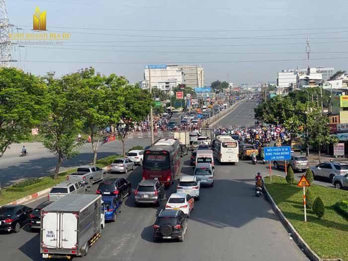 những dự án giao thông được tp hcm triển khai trong năm 2021
