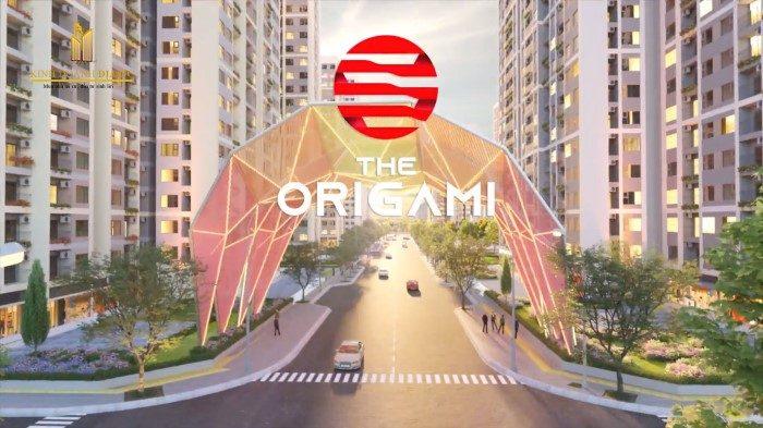 The origami quận 9