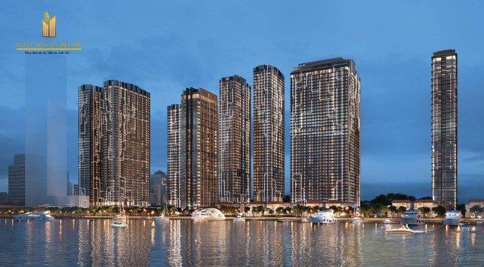 Dự án Grand Marina Saigon quận 1