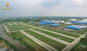 Bán Đất Nền Dự Án Saigon Fortune – KDC Cầu Tràm, Long An Giá Rẻ