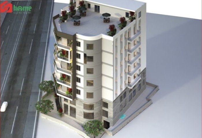 dự án căn hộ s-home tân bình