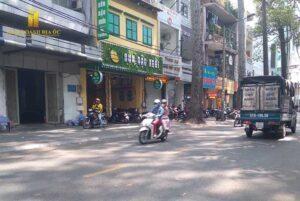 Bán Nhà Mặt Tiền Trần Quang Khải, Tân Định, Quận 1 SHR Chính Chủ