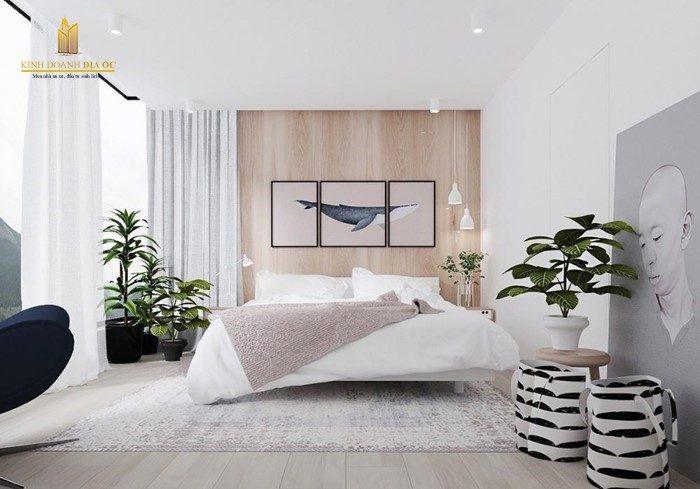 có nên đặt cây trong phòng ngủ