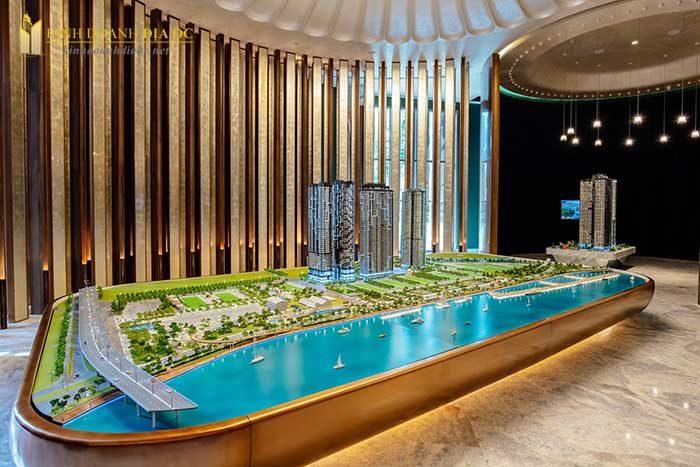 nha mau Grand Marina Saigon