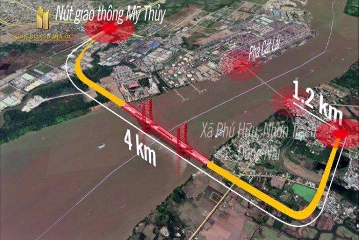 Dự án thành phần xây dựng cầu Cát Lái