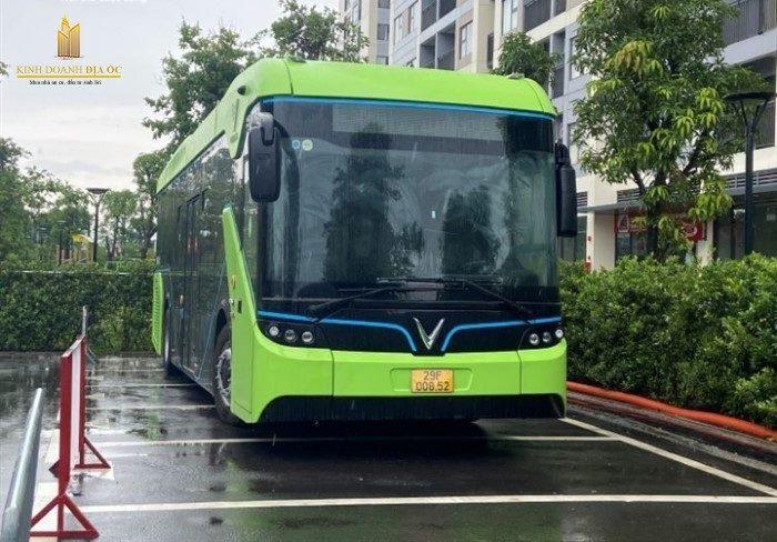 vinfast xe bus