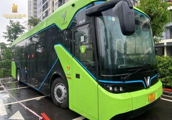 xe bus điện