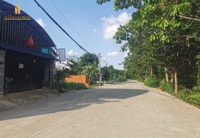 Bán đất thổ cư P.Thạnh Lộc Quận 12