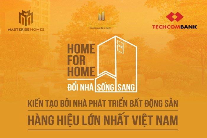 Giải pháp Home For Home từ Masterise