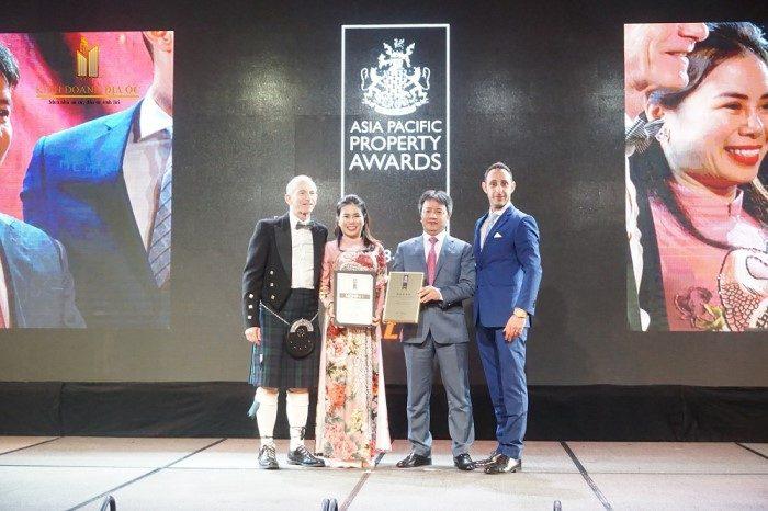 Vinhomes giành giải thưởng danh giá APPA 2021