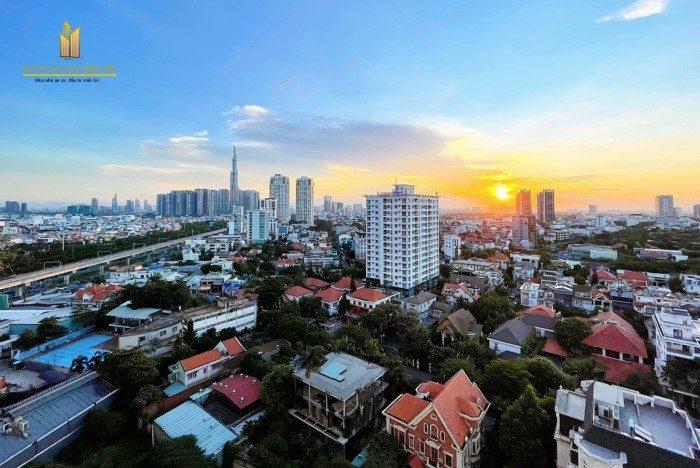 bán căn hộ 2pn masteri thảo điền view landmark