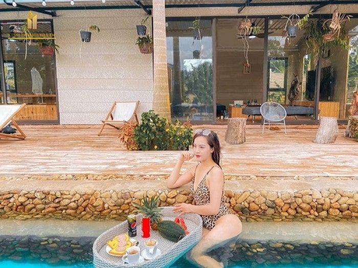 bể bơi kháng khuẩn điện phân muối