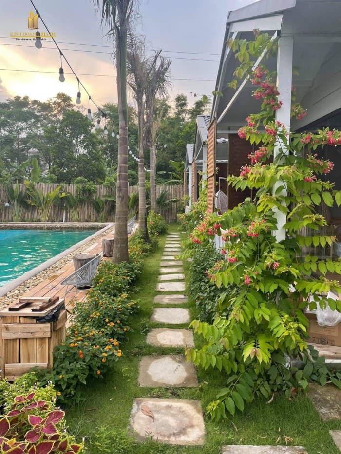 khung canh secrt garden vĩnh phúc