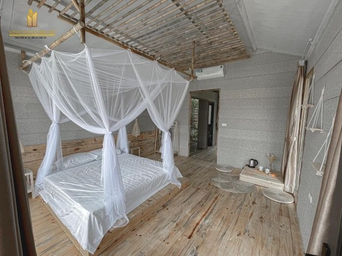 phòng nghỉ secret garden homestay