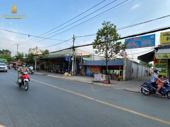 Bán đất tỉnh lộ 10 Bình Tân