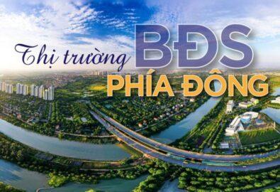 tổng quan bất động sản phía đông Hà Nội